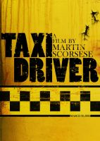 Taxi Driver Movie Poster by madFusion15