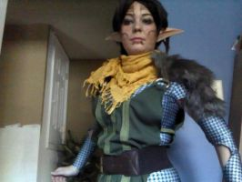 Merrill WIP by TaliBelle-Cosplay