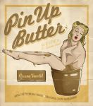 PinUp Butter by paulorocker