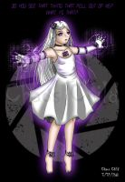 GLaDOS - Violet by Chaos--Child