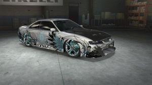 Nissan 240SX-Midnight Club LA by JWMidnight
