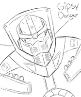 Gipsy doodle 2 Pacific Rim by Spinosaur123
