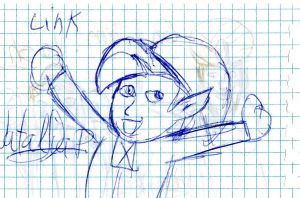 Link in Youtube Poop by Dino-drawer