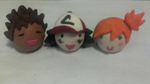 Original Little Pokemon Gang Complete! :3 by jenny3793