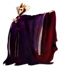 The Wicked Queen by Wickfield