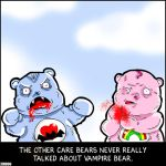 The Care Bears' Terrible Secret by ArmatureBoy