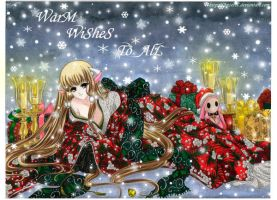 WaRm WiShEs to AlL by Anzel-X