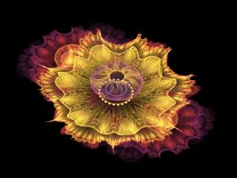 Apophysis 3d Bloom by Gibson125