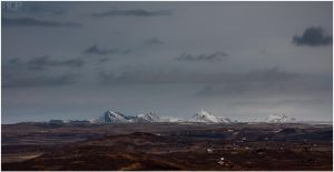 Iceland - Sugar Mountains by RaumKraehe