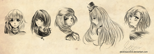 Headshot requests for 200+ watchers event by 10yssirhc13