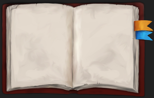 Empty SpellBook by tedil