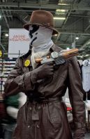 Rorschach Cosplay by mnmk