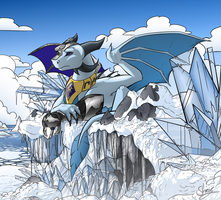 :Rq: Icy Treasure by Shirder