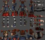 Gaige reference by ninjagal6