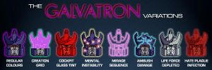 The Galvatron Variations by Trecathlus
