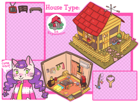 DC - Cheerio's House + Inventory by cosmodork