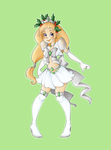::Commission Sailor Winter Pear:: by VioletKy