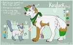 Kitty and Kay refs by RupeeCat