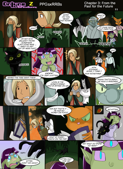 Onlyne Z Chap.3-From the Past for the Future 11 by BiPinkBunny