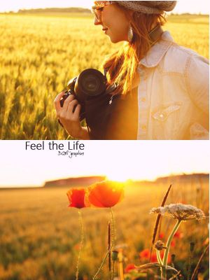 Feel the Life by BQMGraphies