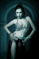 Tribal Belly Dance by Iseris11