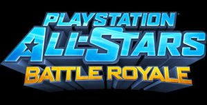 Playstation All-Star Battle Royal Logo by Jae500