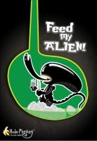 feed my alien by silent2283
