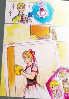 Click! The Magic of the Clothes Changing Camera by TheCrazyGirlWhoDraws