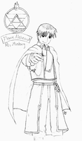FMA: Colonel Roy Mustang by MidnightCootie