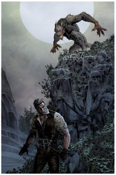 The Lycan by LiamSharp