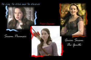 Narnia - Susan Pevensie by Cassiopeeh