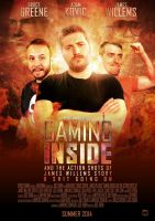 Inside Gaming The Movie Poster by Jackardy