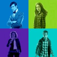 Team Tardis by MollyTheStalker