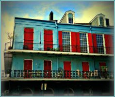 New Orleans by SHParsons