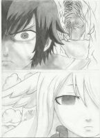 Zeref x Maevis by Alpharoth