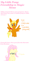 My MLP:FiM Meme Filled by catz537