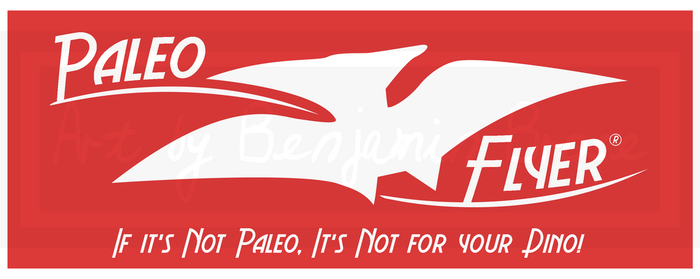 Paleo Flyer by benners2004