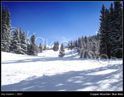 Copper Mountain: Blue Skies by Special-K-001