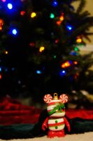 Christmas Vinylmations III by LDFranklin