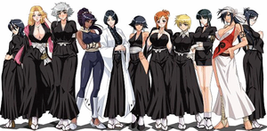 Bleach Girls by jokerjester-campos