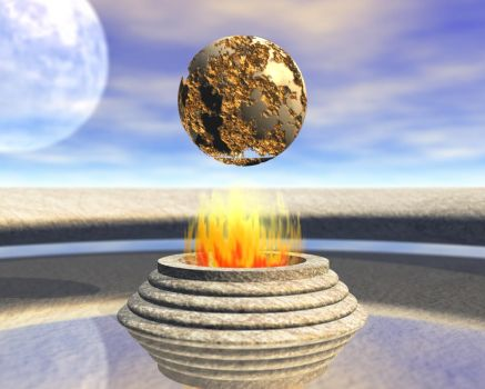 Fires Fuel by someole3d