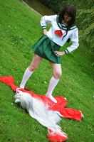 Sit boy! ~ CosDay 2014 Sunday by Kawaii-Fruit