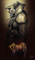 Croth concept 03 by NewmanD
