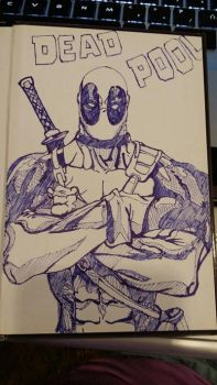 Deadpool by 2012MAMA