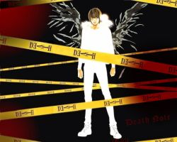 Death Note Caution by VML1212
