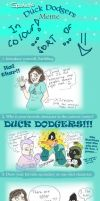 Duck Dodgers Meme by XtreamCrazy
