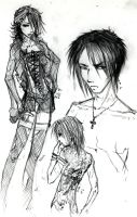 the first designs by retromortis