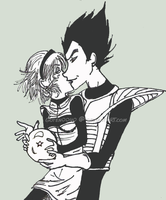 The Object of His Affection by Goten0040