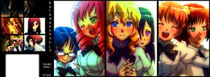 Katawa Shoujo Timeline cover by d3v1lm33