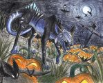 AE: Pumpkin Patch by Vampirkaetzchen